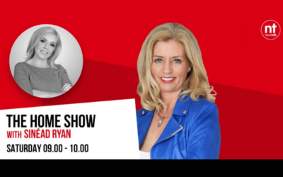 Listen to Ciara Sheahan on The Home Show on Newstalk