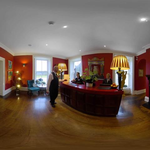 Stunning Hotel VR Walkthrough